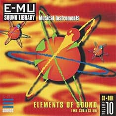 E-MU - Classic Series Vol. 10 - Elements Of Sound 1MB