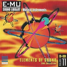 E-MU - Classic Series Vol. 11 - Elements Of Sound 2MB