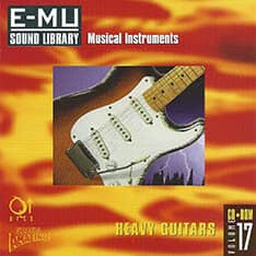 E-MU - Classic Series Vol. 17 - Heavy Guitars