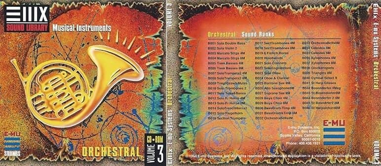 E-MU - Classic Series Vol. 03 - Orchestral