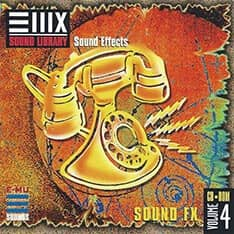 E-MU - Classic Series Vol. 04 - Sound FX