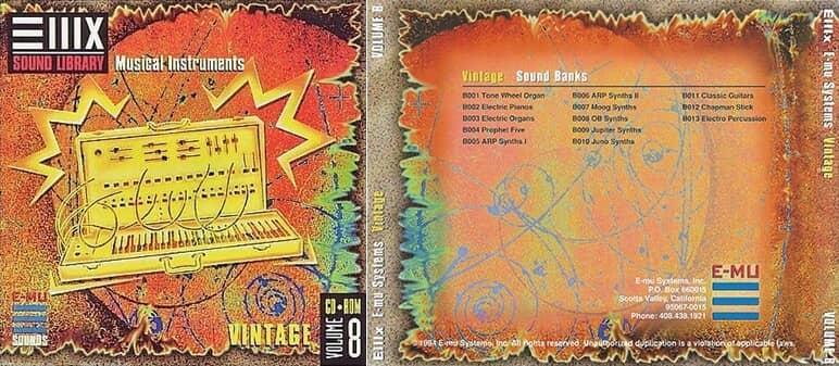 E-MU - Classic Series Vol. 08 - Vintage