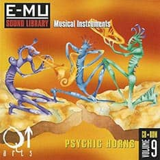 E-MU - Classic Series Vol. 09 - Psychic Horns