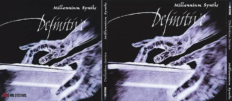 E-MU - Definitive Series - Millennium Synths