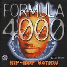 E-MU - Formula 4000 Vol. 1 - Hip-Hop Nation