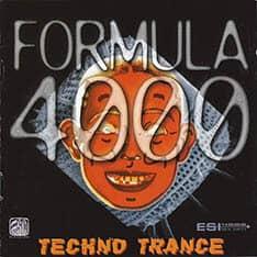 E-MU - Formula 4000 Vol. 2 - Techno Trance