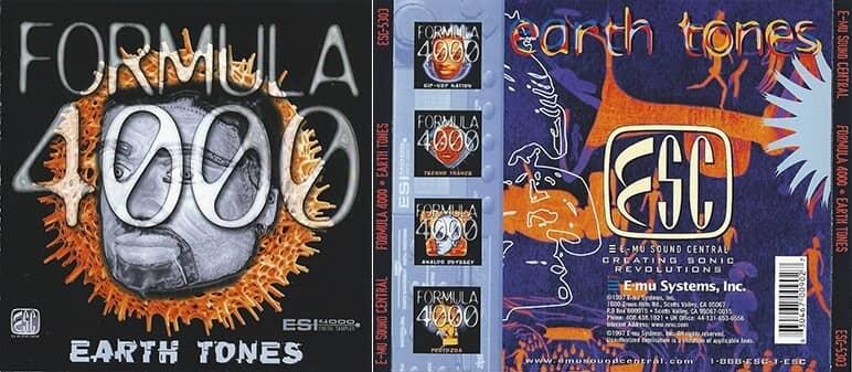 E-MU Formula 4000 Volume 4 - Earth Tones - EMU Mania