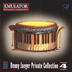E-MU - Producer Series Vol. 4 - Denny Jaeger Private Collection