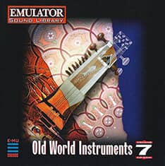 E-MU - Producer Series Vol. 7 - Old World Instruments