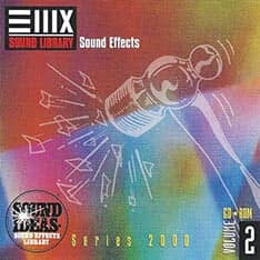 E-MU - Series 2000 Sound Ideas Sound Effect Vol. 2