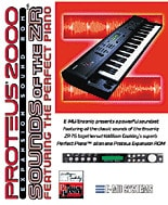 E-MU Sounds of the ZR Sound ROM