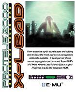 E-MU X-Lead Sound ROM