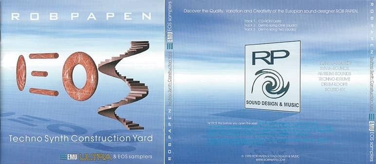 Rob Papen Techno Synth Construction Yard TSCY
