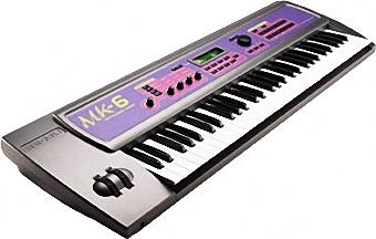 E-MU MK-6 Keyboard