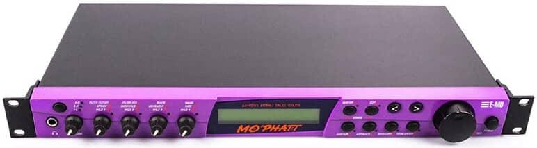 E-MU Mo'Phatt Sound Module
