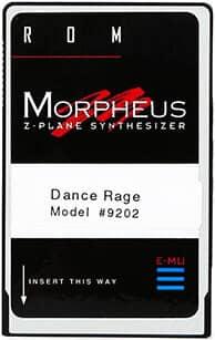 E-MU Morpheus Dance Rage ROM Card