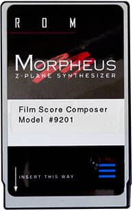 E-MU Morpheus Film Score Composer ROM Card
