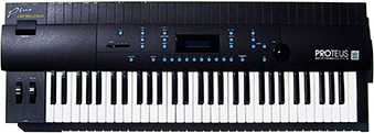 E-MU Proteus MPS Plus Orchestral Keyboard