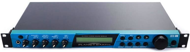 E-MU Planet Earth Sound Module