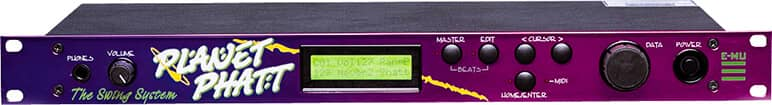 E-MU Planet Phatt Sound Module