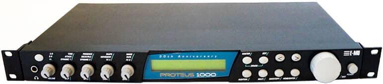 E-MU Proteus 1000 Sound Module