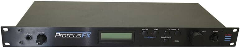 E-MU Proteus FX Sound Module