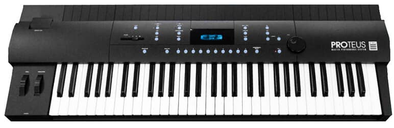 E-MU Proteus MPS Keyboard
