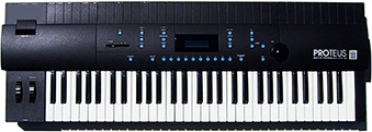 E-MU Proteus MPS Keyboard