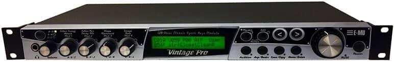 E-MU Vintage Pro Sound Module