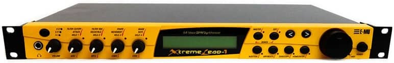 E-MU Xtreme Lead-1 Sound Module