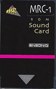 Ensoniq MRC-1 Synth Banks ROM Card